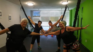 FLY Bungee Class